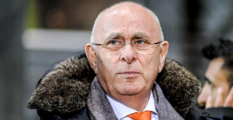 Van Praag vreest Super League: 'Die clubs gaan er dan enorm op achteruit'