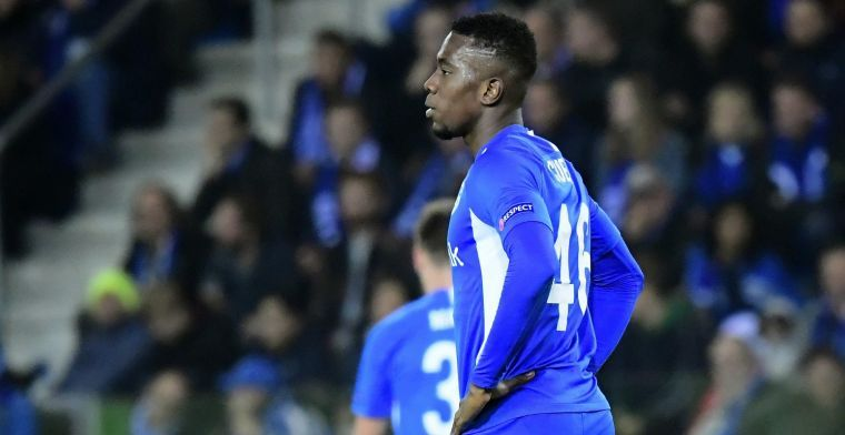'KRC Genk smeedt plan om Cuesta te kunnen opstellen tegen Anderlecht'