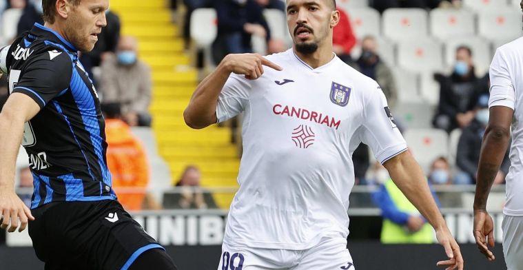 'Bakkali dicht bij vertrek bij RSC Anderlecht, ploeg uit Eredivisie meldt zich'