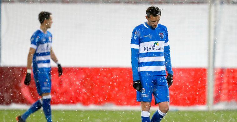 De Graafschap neemt 'Eredivisie-speler van de maand' over van PEC Zwolle