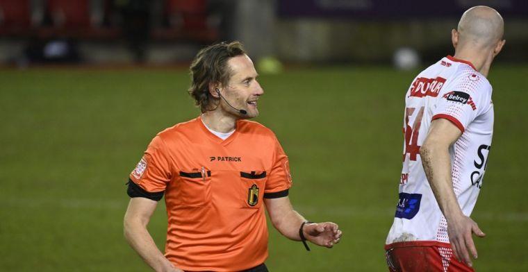 Moeskroen vond penalty Anderlecht onterecht: 'Een fopduik'