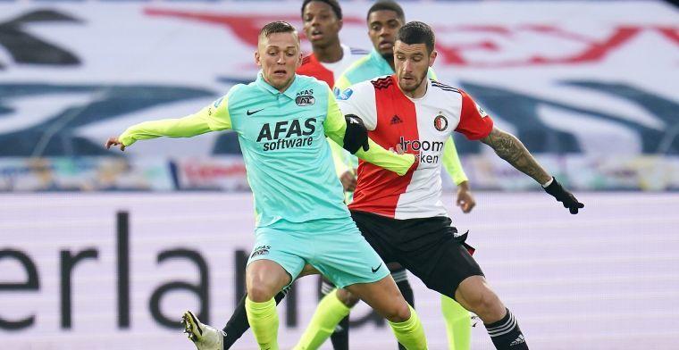 'Ik denk dat Feyenoord Senesi kwijtraakt. 35 miljoen? Met de helft tevreden zijn'