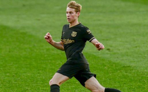 Afbeelding: De Jong neemt Barça bij de hand: 'Completere speler dan toen hij bij Ajax speelde'