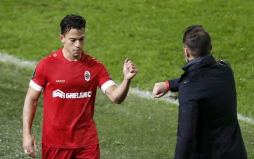 'Benavente kan na enkele maanden al terug vertrekken bij Antwerp'