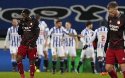 'Chaos' bij Feyenoord: 'Bijna onprofessioneel hoe hij Veerman liet ontsnappen'