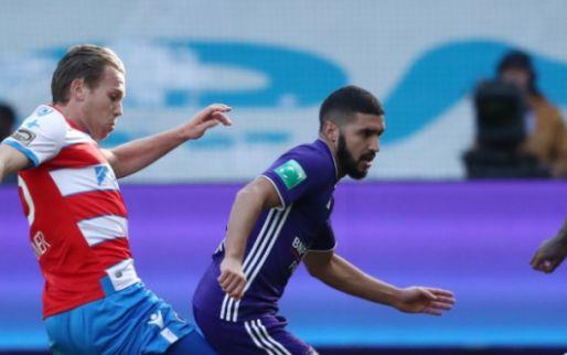 Afbeelding: 'Huurovereenkomst moet transfer van Anderlecht-speler Bakkali mogelijk maken'