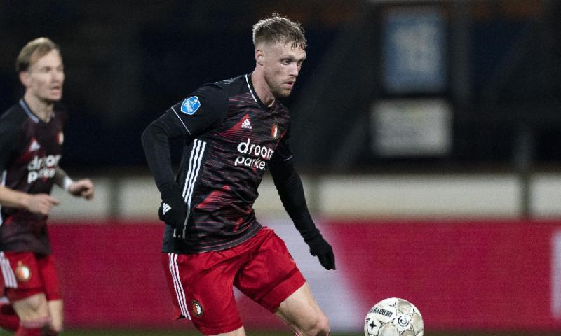 Afbeelding: Transfer van Jörgensen (Feyenoord) is ver weg na nieuws uit Istanbul