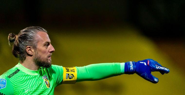 Pasveer ontkent 'kampioensdruk' bij Vitesse: 'Dat hebben wij zelf nooit gezegd'