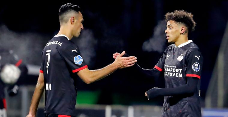 Eindhovens Dagblad: 'topclub uit België' heeft belangstelling voor PSV-debutant