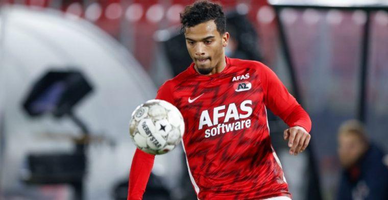 Tegenvaller voor AZ: 'Het is hopen dat Ajax nog veel misstappen maakt'