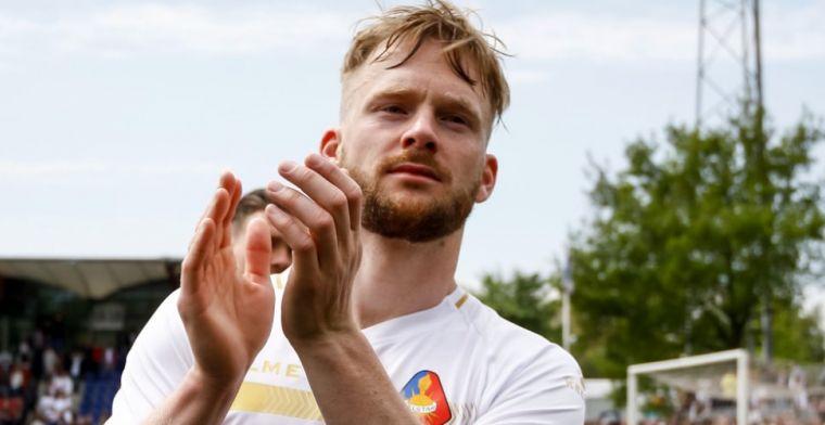 'Cultheld Platje staat voor rentree op Nederlandse velden en kan naar KKD-ploeg'