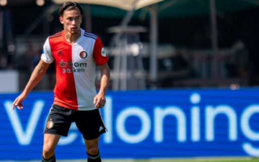Afbeelding: 'Nieuwe wending in Wehrmann-geruchten: Bundesliga-club meldt zich bij Feyenoord'