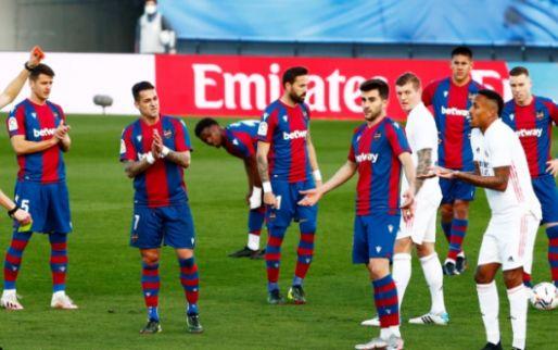 Afbeelding: Real Madrid na 7 minuten al met man minder: thuisnederlaag, Atlético uit het zicht