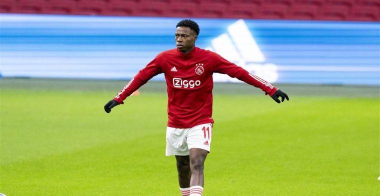 'Ajax neemt Promes betrokkenheid bij steekpartij kwalijk en wil daarom verkopen'