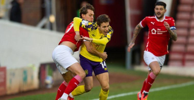 Ajax-middenvelder Eiting heeft duidelijk doel voor ogen: 'Ja, dat is de bedoeling'