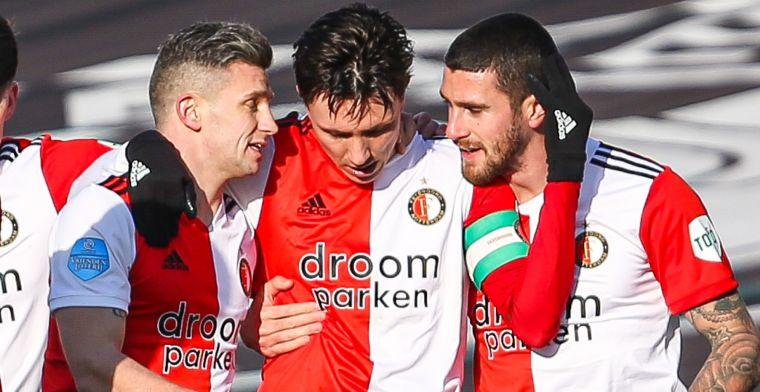 Berghuis botst met Kraay: 'Dat doe ik élke wedstrijd, Hans. Ik ben het zat'
