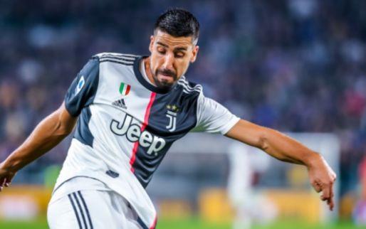 Afbeelding: Khedira laat Juventus achter zich en keert terug naar de Bundesliga