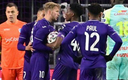 Transfernieuws RSC Anderlecht