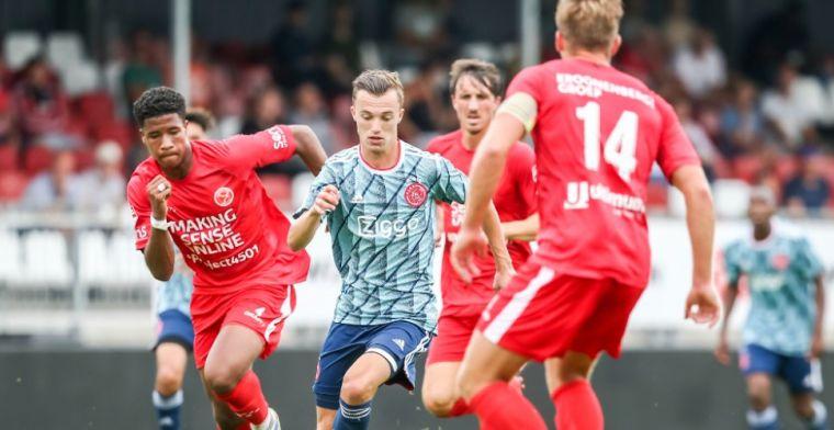 Van Almere naar Sassuolo: 'Verder ontwikkelen in hoog aangeschreven competitie'