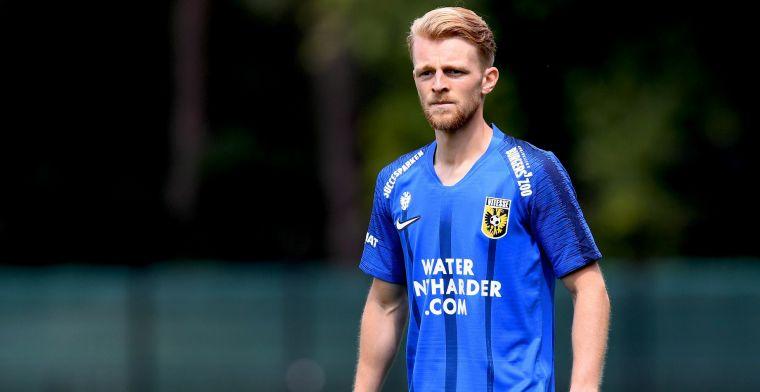 Vitesse eindelijk verlost van Letsch-slachtoffer: 'Dit is de beste uitkomst'