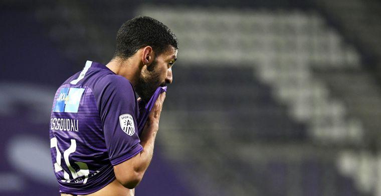 Tissoudali ziet clubs akkoord bereiken en maakt transfer in België