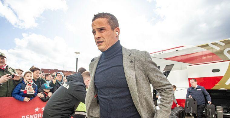 Feyenoord legt in topper zwakte van PSV bloot: 'Daar hebben ze gebrek aan'