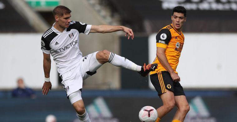 Update: 'Antwerp heeft toch versterking en huurt Fulham-verdediger Le Marchand'