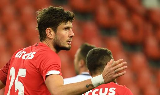 Afbeelding: Antwerp maakt selectie bekend: Nieuwkomers mogen hopen op debuut
