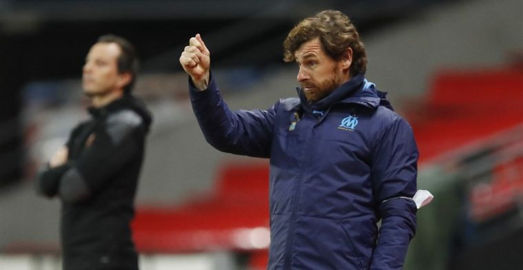 Marseille ontslaat kritische Villas-Boas en geeft trainer trap na: 'Onacceptabel'