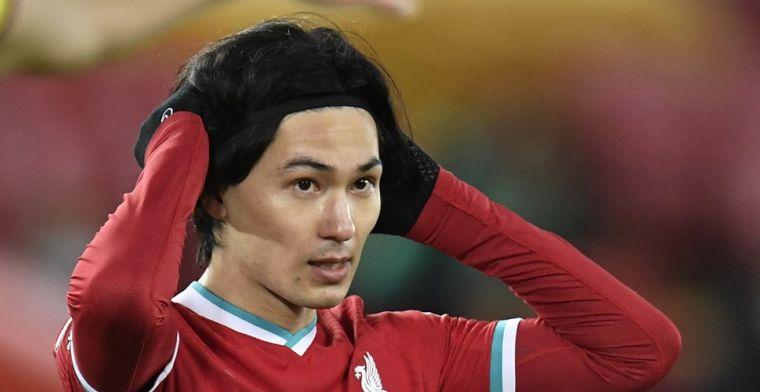 Liverpool en Everton zorgen voor carrousel: Reds zwaaien Minamino tijdelijk uit