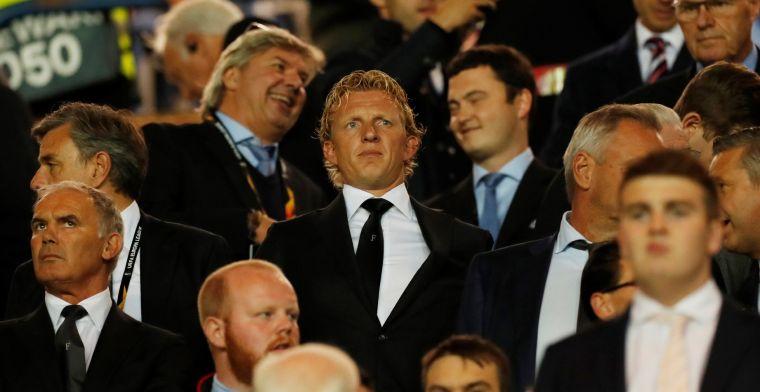 Kuyt neemt afscheid: Ondertussen stond hij wel bij Feyenoord op de loonlijst