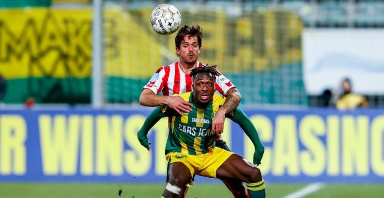Van Ajax, Barça, PSV, Liverpool en Lazio naar ADO: 'Heb de lat hoog gelegd'