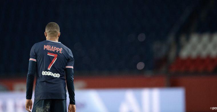Transfer van Mbappé naar Real Madrid een kwestie van tijd: 'Hij wil heel graag'