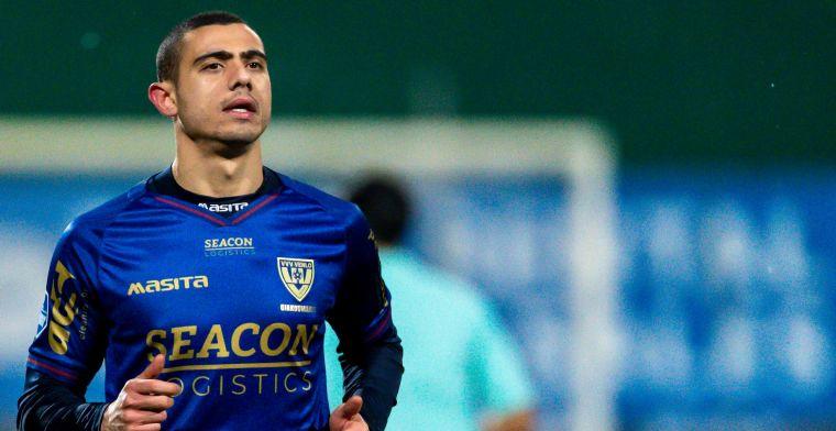 Giakoumakis slaat 'big, big money' af in transferperiode: 'Geld is niet alles'