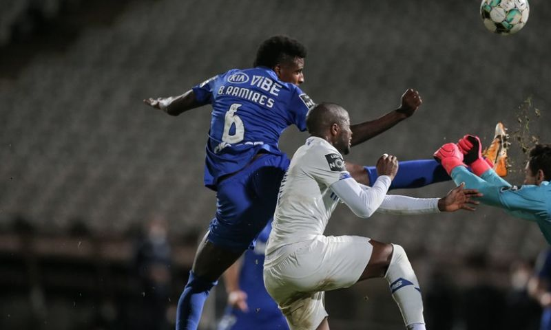 Afbeelding: FC Porto geeft medische update: rugletsel en hersenschudding na horrorblessure