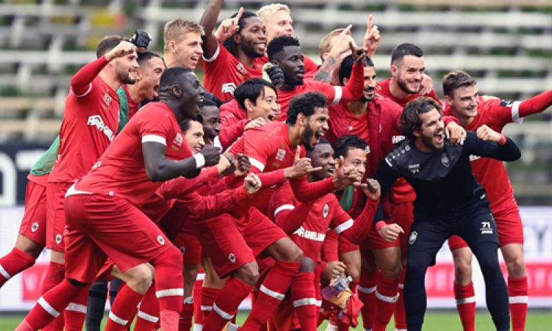 Afbeelding: 'Antwerp kan na transferdeadline nog afscheid nemen: interesse uit Zwitserland'