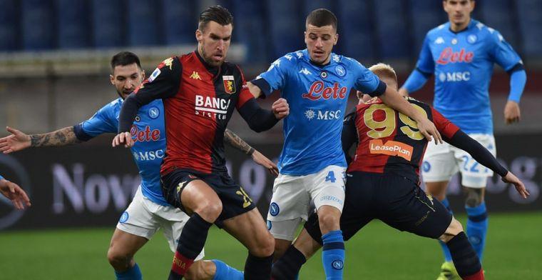 Opmars van Genoa na entree Strootman: 'Hij is een speciale speler'