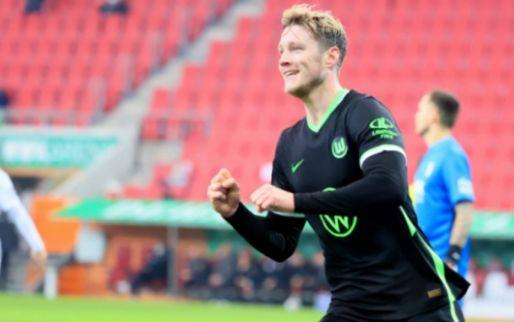 Afbeelding: Perez tipt Oranje-coach De Boer: 'Misschien hem als eerste spits meenemen'