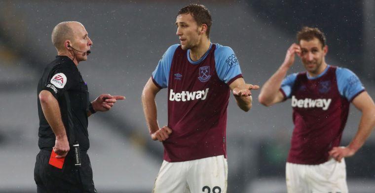 Premier League-arbiter wil niet fluiten na 'totaal onacceptabele' bedreigingen