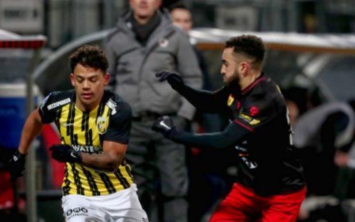Afbeelding: Geluk laat Excelsior pas in minuut 90 in de steek: Vitesse bekert verdiend door