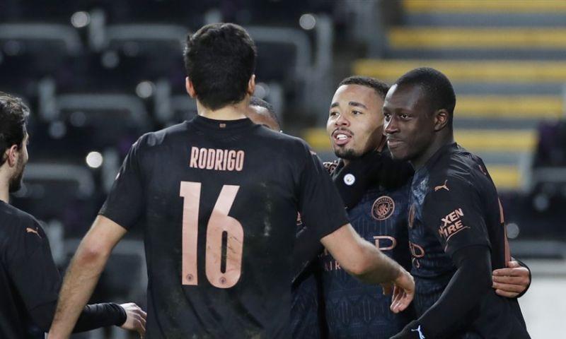 Afbeelding: PSG en Manchester City boeken succes in de beker