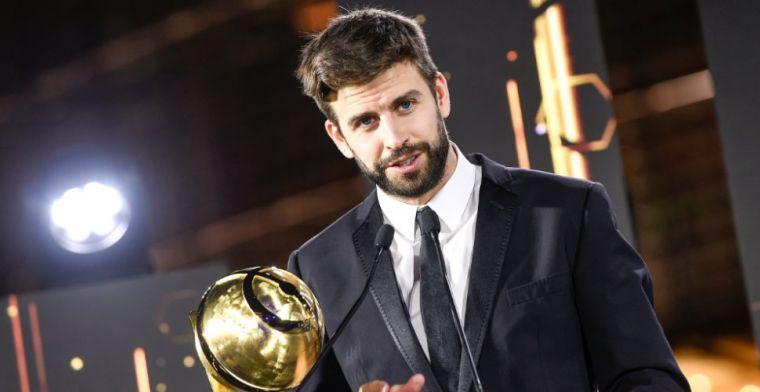 Piqué fileert Spaanse arbiters: 'Hoe kunnen ze dan niet in voordeel Real fluiten?'