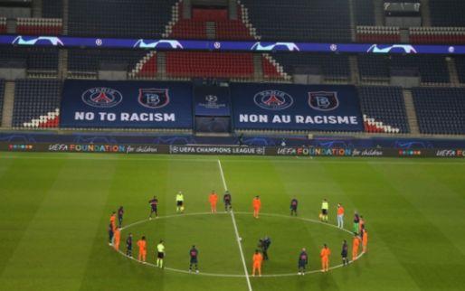 Afbeelding: 'UEFA rondt onderzoek af en zag geen racisme bij veelbesproken CL-wedstrijd'