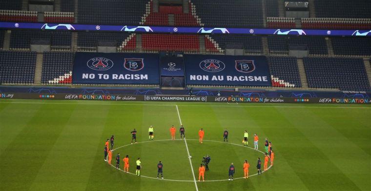 'UEFA rondt onderzoek af en zag geen racisme bij veelbesproken CL-wedstrijd'