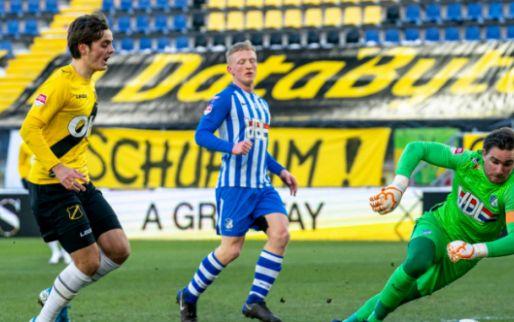 Afbeelding: NAC pakt benauwde zege, beloften AZ winnen nipt van beloften FC Utrecht