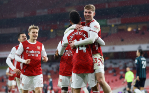 Afbeelding: Eerste Premier League-goal voor Struijk, hattrick van Aubameyang