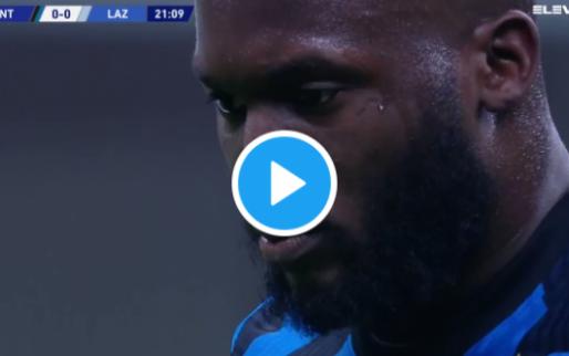 GOAL: Inter kan koppositie al ruiken na perfecte strafschop van Lukaku