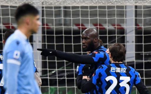 Afbeelding: Inter dankt Lukaku en neemt week voor Derby della Madonnina de Serie A-macht over