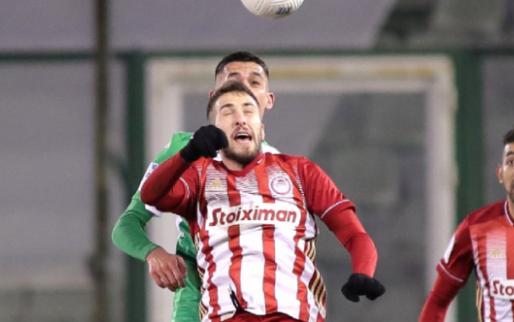 Afbeelding: Olympiakos bereidt zich met flinke kater voor op Europa League-clash met PSV