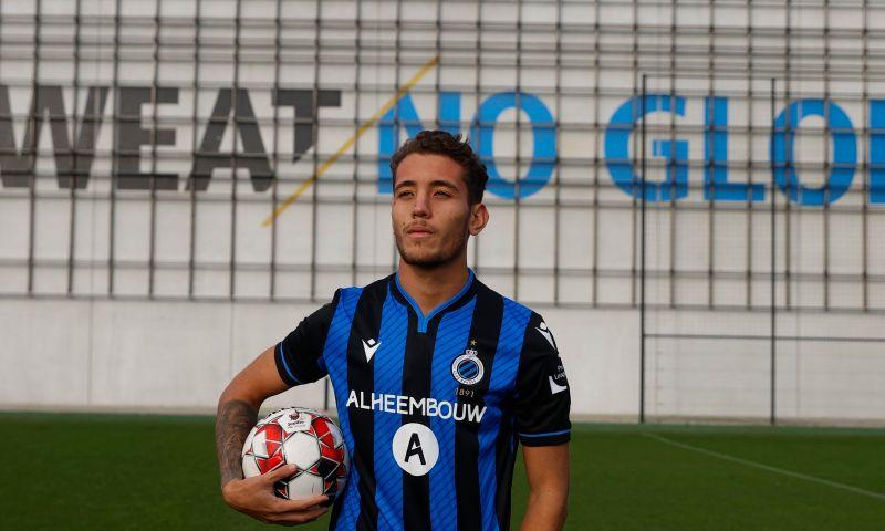 Afbeelding: Het Club Brugge-project genaamd Daniel Perez: